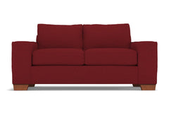 "Melrose Apartment Size Sofa :: Leg Finish: Pecan / Size: Apartment Size - 80""w"
