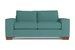 "Melrose Loveseat :: Leg Finish: Pecan / Size: Loveseat - 68""w"