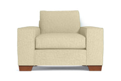 Melrose Chair :: Leg Finish: Pecan