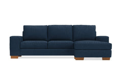 Melrose Reversible Chaise Sleeper Sofa - Queen Sofa Bed – Apt2B