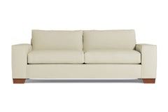 Melrose Sofa :: Leg Finish: Pecan
