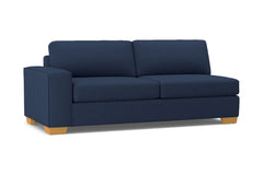 Melrose Left Arm Sofa :: Leg Finish: Natural / Configuration: LAF - Chaise on the Left