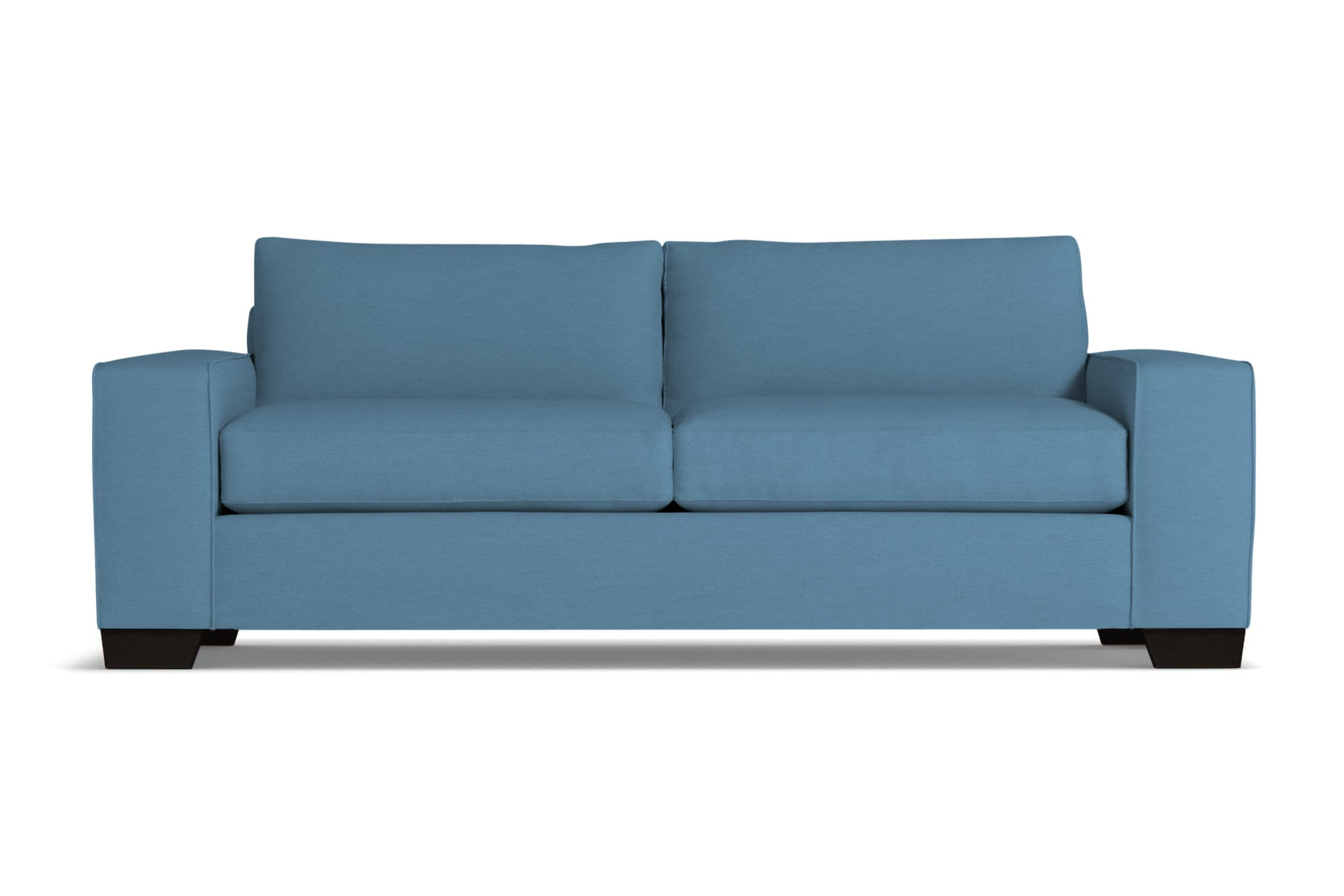 Melrose Sofa - Grey - Modern Couch Made in the USA - Sold by Apt2B