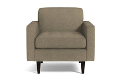 Monroe Chair :: Leg Finish: Espresso