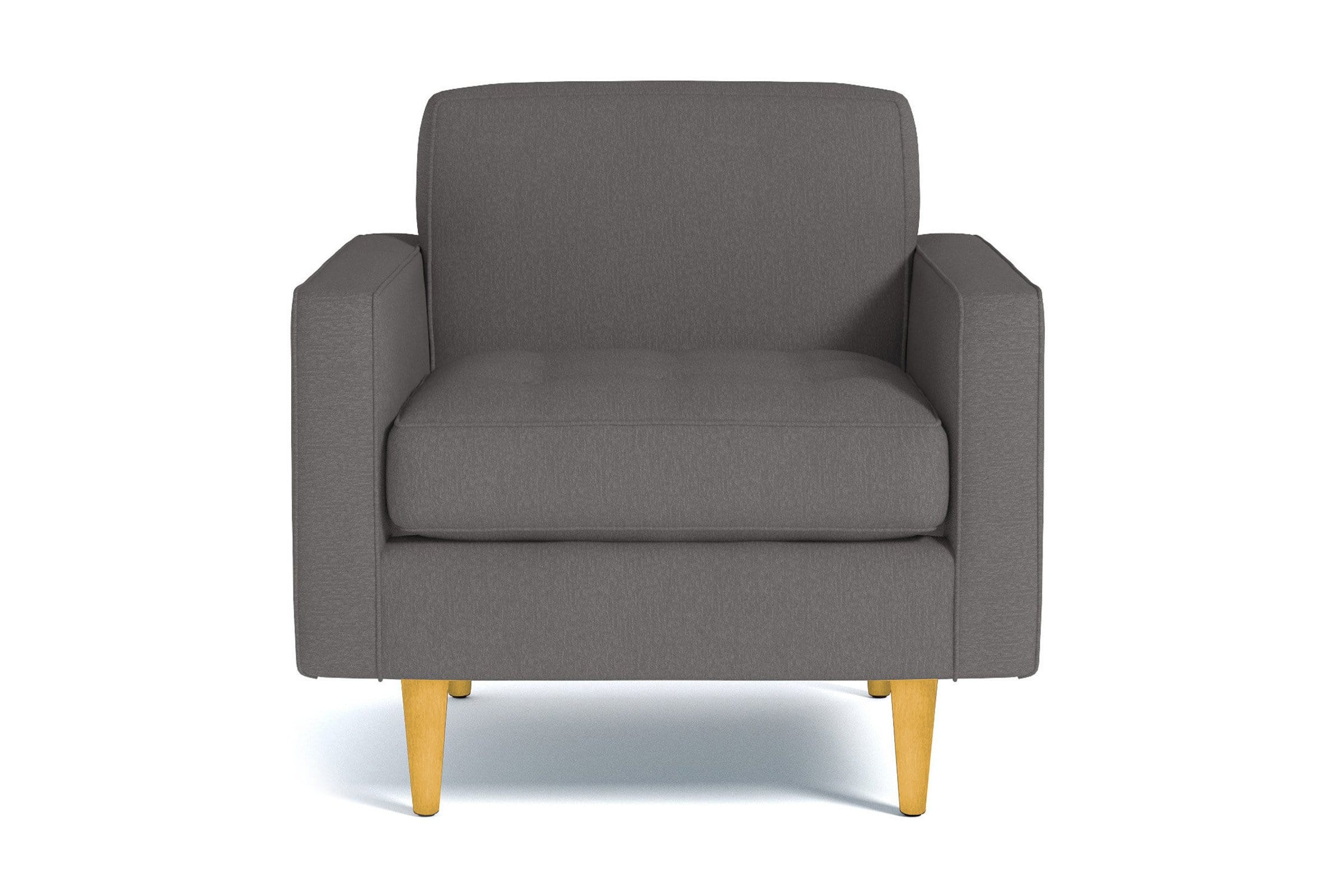 Monroe Chair - Grey -  Accent Chair - Furniture Sold By Apt2b