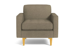 Monroe Chair :: Leg Finish: Natural