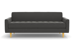 Monroe Sofa :: Leg Finish: Natural