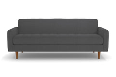 Monroe Sofa :: Leg Finish: Pecan