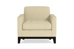 Monroe Drive Chair :: Leg Finish: Espresso