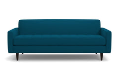Monroe Sofa :: Leg Finish: Espresso
