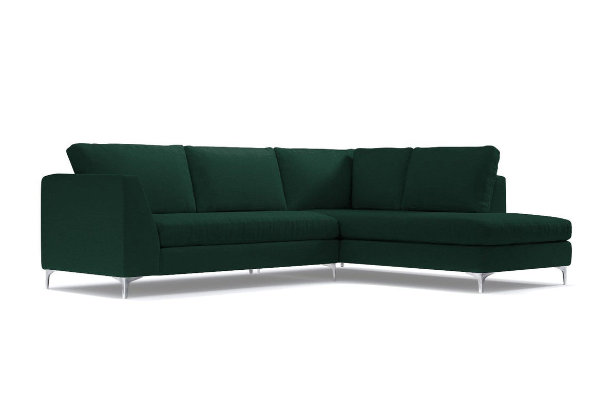 Mulholland 7pc Sectional Sofa - USA Made Modern Apartment Sectionals ...