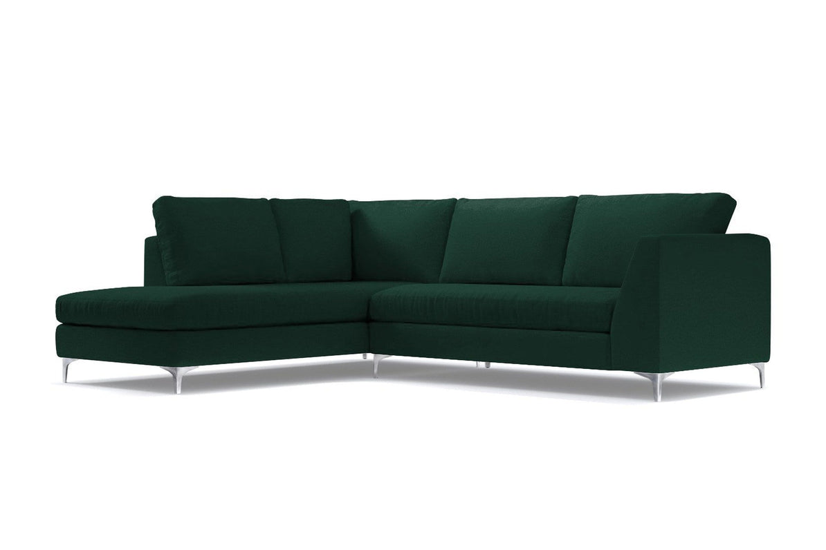 Mulholland 2pc Sectional Sofa :: Configuration: LAF   Chaise On The Left