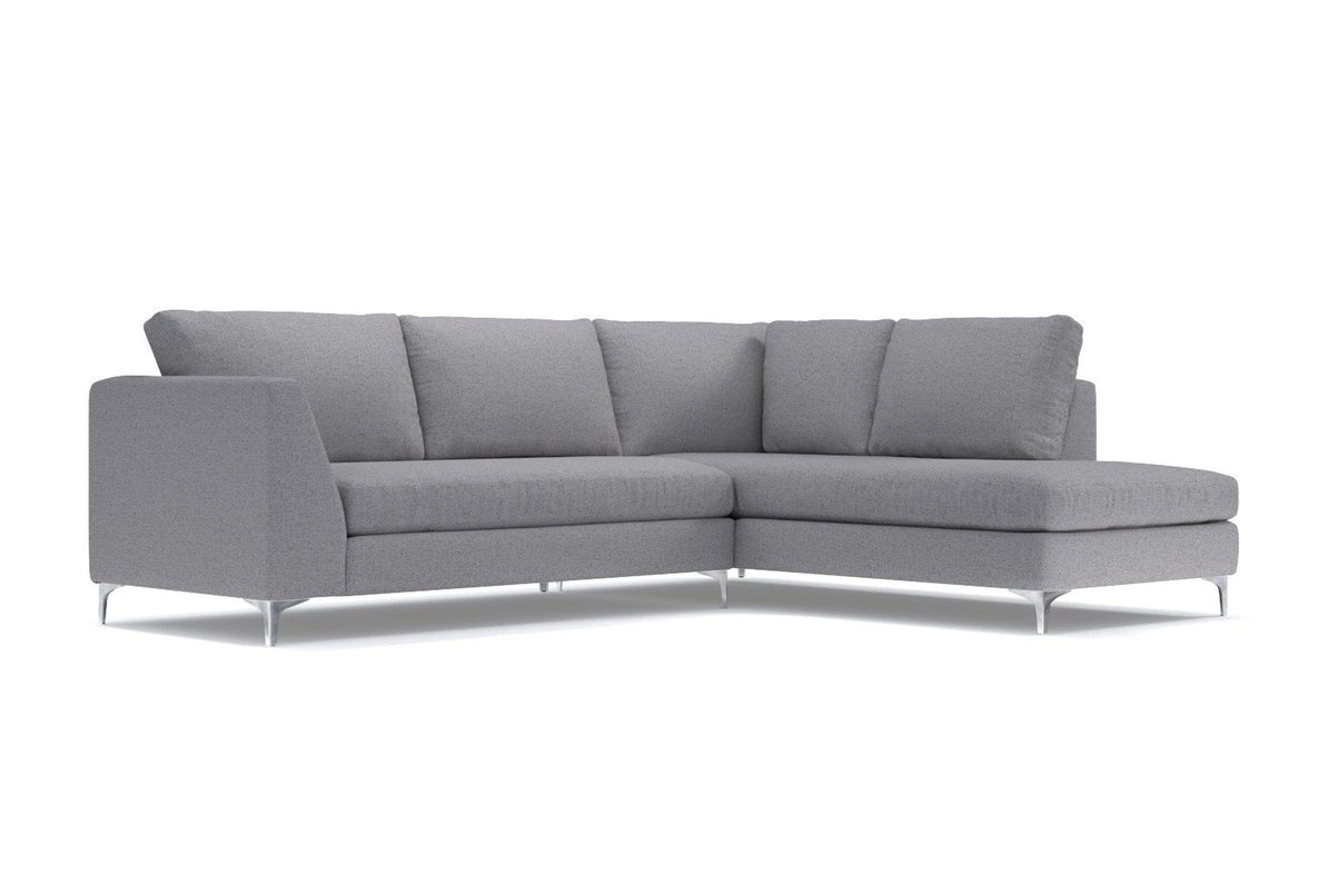 Charmant Mulholland 2pc Sectional Sofa :: Configuration: RAF   Chaise On The Right