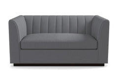 "Nora Apartment Size Sofa From Kyle Schuneman :: Leg Finish: Espresso / Size: Apartment Size - 74""w"