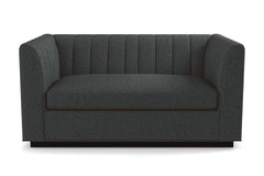 "Nora Loveseat From Kyle Schuneman :: Leg Finish: Espresso / Size: Loveseat - 62""w"