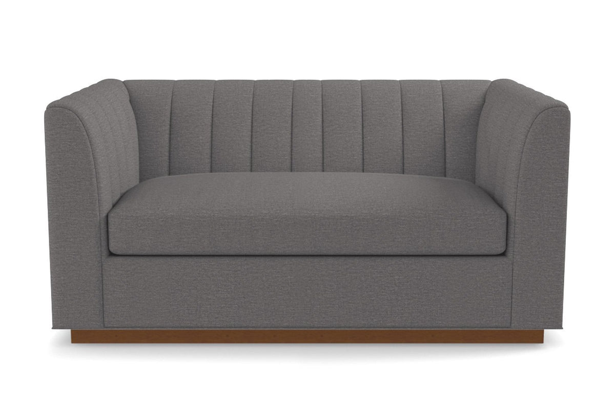 Nora Apartment Size Sofa Usa Made Modern Small Space