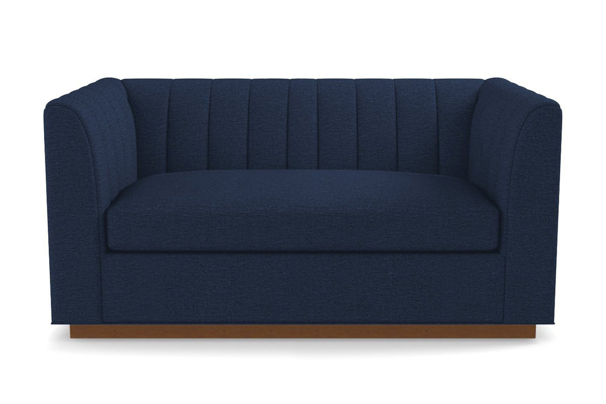 Picture of: Nora Apartment Size Sofa Usa Made Modern Small Space Sofas Apt2b