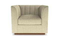Nora Chair From Kyle Schuneman :: Leg Finish: Pecan