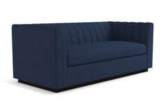 Nora Queen Size Sleeper Sofa From Kyle Schuneman :: Leg Finish: Espresso / Sleeper Option: Memory Foam Mattress