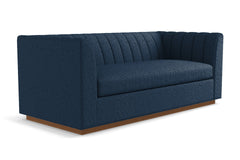 Nora Sofa From Kyle Schuneman :: Leg Finish: Pecan