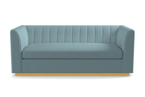 Nora Sofa From Kyle Schuneman :: Leg Finish: Natural