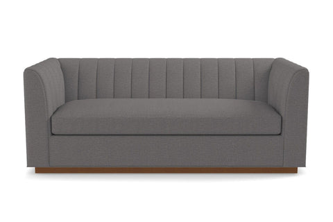 Nora Sofa :: Leg Finish: Pecan