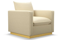 Olivia Chair :: Leg Finish: Natural