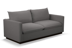 Olivia Sofa :: Leg Finish: Espresso