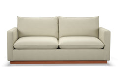 Olivia Sofa :: Leg Finish: Pecan