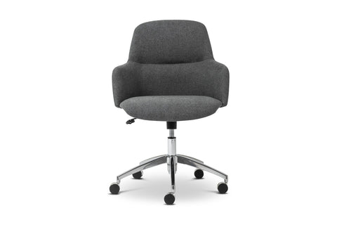 Paseo Office Chair - DARK GREY