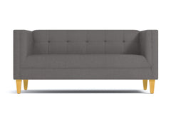 "Pacific Apartment Size Sofa :: Leg Finish: Natural / Size: Apartment Size - 72""w"
