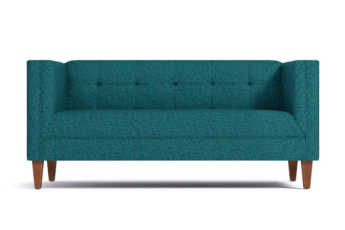 Incredible Pacific Apartment Size Sofa Leg Finish Pecan Size Apartment Size 72W Short Links Chair Design For Home Short Linksinfo
