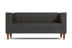 "Pacific Loveseat :: Leg Finish: Pecan / Size: Loveseat - 60""w"