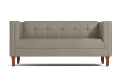 "Pacific Apartment Size Sofa :: Leg Finish: Pecan / Size: Apartment Size - 72""w"