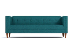 Pacific Sofa :: Leg Finish: Pecan