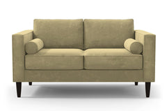 "Samson Apartment Size Sofa :: Leg Finish: Espresso / Size: Apartment Size - 74""w"