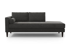 Samson Sofa Lounger :: Leg Finish: Espresso / Configuration: LAF - Left Arm Facing