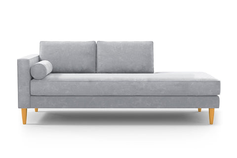 Samson Sofa Lounger :: Leg Finish: Natural / Configuration: LAF - Left Arm Facing
