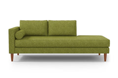 Samson Sofa Lounger :: Leg Finish: Pecan / Configuration: LAF - Left Arm Facing
