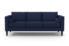 Samson Sofa :: Leg Finish: Espresso