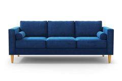 Samson Sofa :: Leg Finish: Natural
