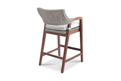 Sarasota Rattan Counter Stool