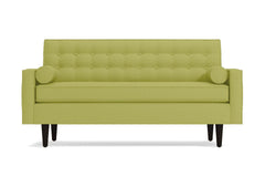 "Saturn Apartment Size Sofa :: Leg Finish: Espresso / Size: Apartment Size - 68.5""w"