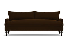 Saxon Sofa :: Leg Finish: Espresso
