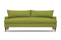 Saxon Sofa :: Leg Finish: Pecan