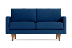 "Scott Loveseat :: Leg Finish: Pecan / Size: Loveseat - 56""w"