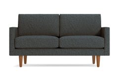 "Scott Apartment Size Sofa :: Leg Finish: Pecan / Size: Apartment Size - 68""w"