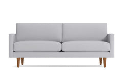 Scott Sofa :: Leg Finish: Pecan