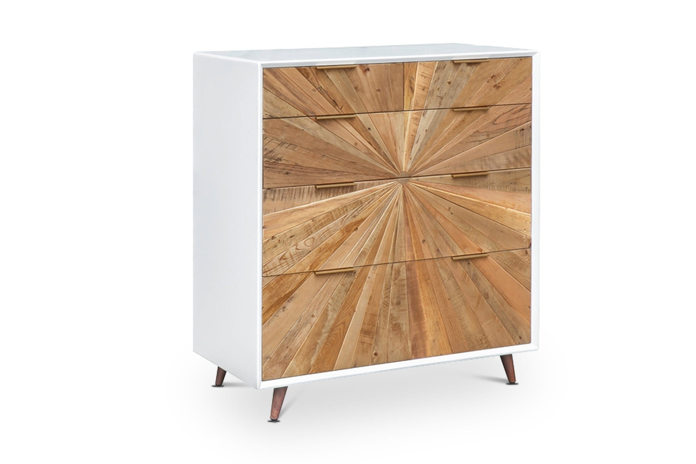 Solara 5 Drawer Chest - Bedroom Furniture sold by Apt2B