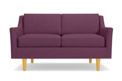 "Sutton Apartment Size Sofa :: Leg Finish: Natural / Size: Apartment Size - 68.5""w"